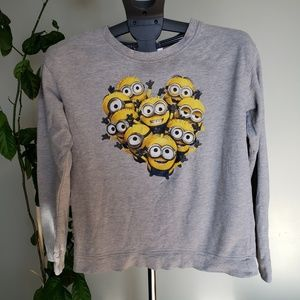 💝2 for $20💝 Despicable Me sweater